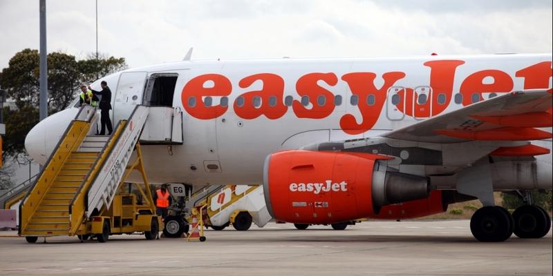 Easyjet - Foto: über dts Nachrichtenagentur
