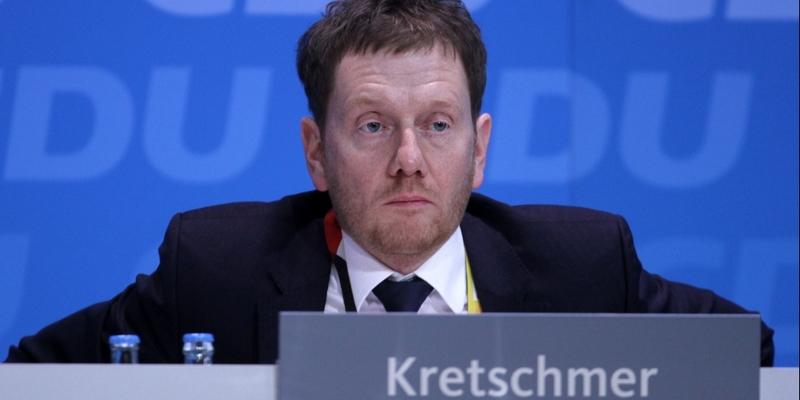 Michael Kretschmer - Foto: über dts Nachrichtenagentur