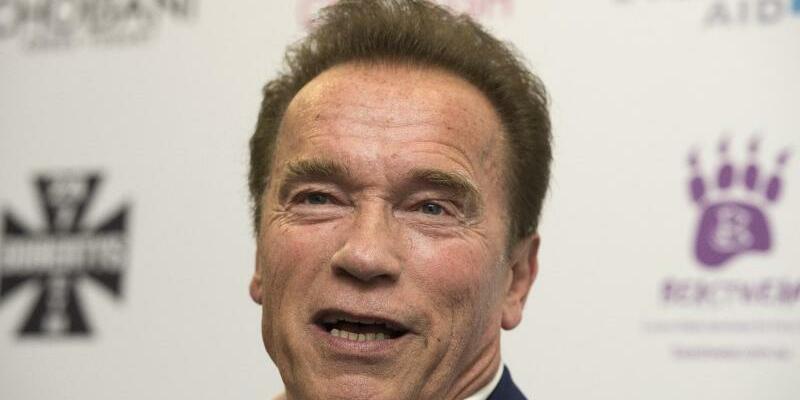 Arnold Schwarzenegger - Foto: Ellen Smith/AAP