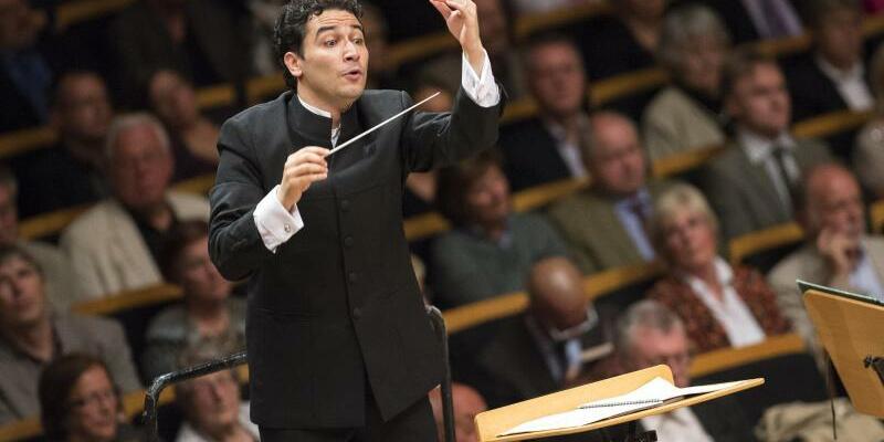 Dirigent Andres Orozco-Estrada - Foto: Olaf Malzahn