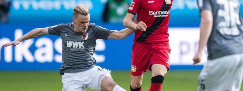 Bayer Leverkusen - FC Augsburg - Foto: Marius Becker