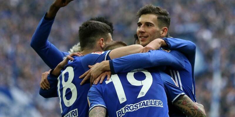 FC Schalke 04 - SC Freiburg - Foto: Ina Fassbender