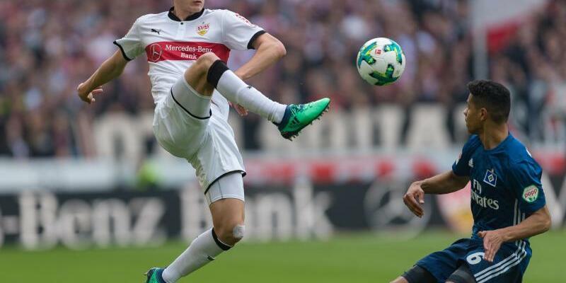 VfB Stuttgart - Hamburger SV - Foto: Daniel Maurer