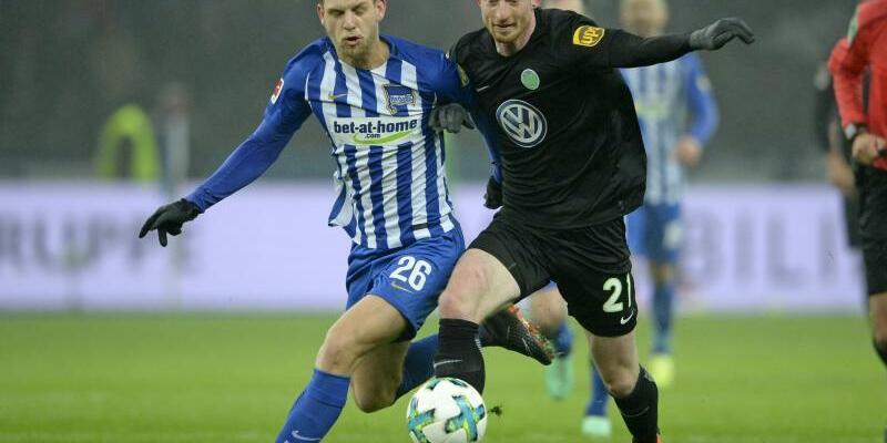 Hertha BSC - VfL Wolfsburg - Foto: Jan Kuppert
