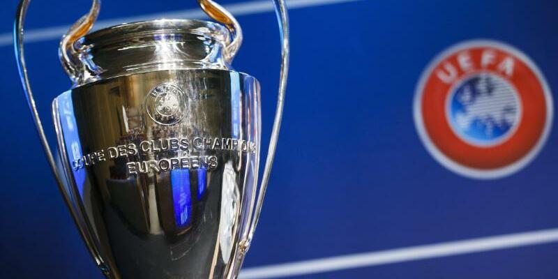 Champions League Pokal - Foto: Valentin Flauraud/KEYSTONE