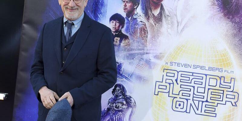 Steven Spielberg - Foto: Jordan Strauss/Invision/AP