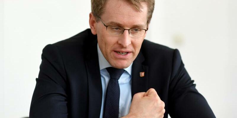 Daniel Günther - Foto: Carsten Rehder