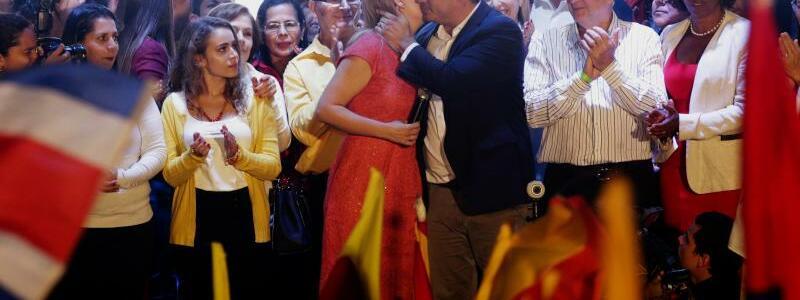 Nach der Wahl - Foto: Arnulfo Franco, AP