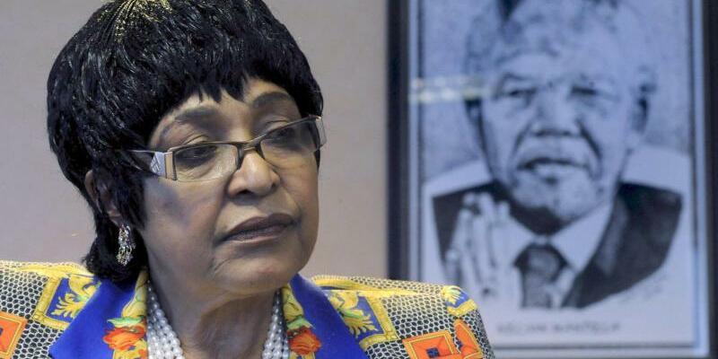 Winnie Mandela - Foto: EPA