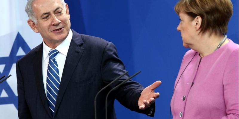 Benjamin Netanjahu und Angela Merkel - Foto: über dts Nachrichtenagentur