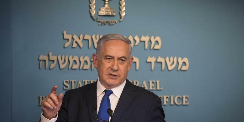 Benjamin Netanjahu - Foto: Jinipix/XinHua