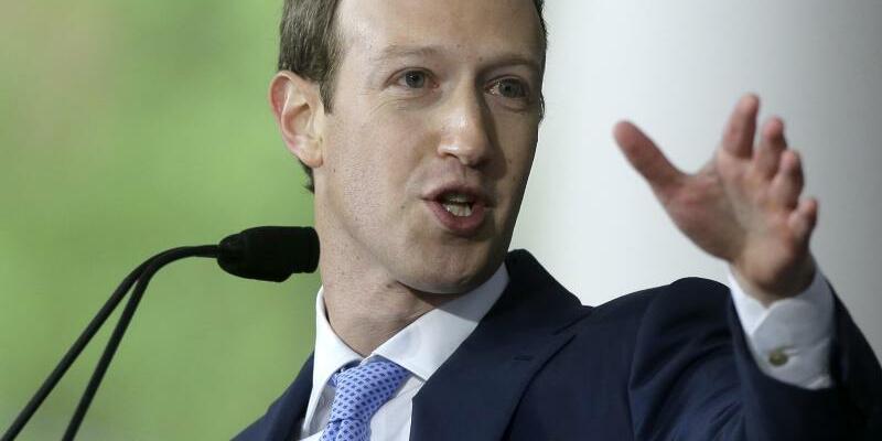Facebook-Gründer Zuckerberg - Foto: Steven Senne/AP