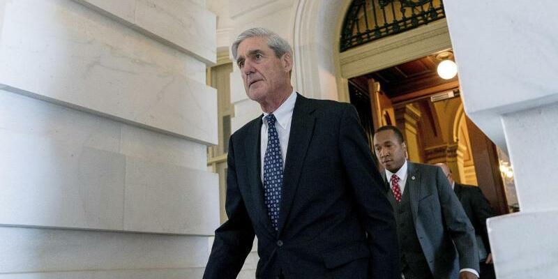 Robert Mueller - Foto: Andrew Harnik/AP