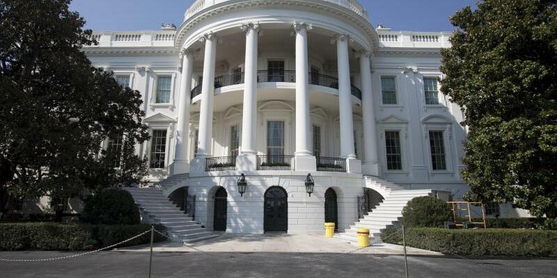 Weißes Haus - Foto: Carolyn Kaster/AP