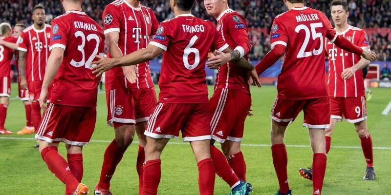 Erfolgs-Bayern - Foto: Sven Hoppe