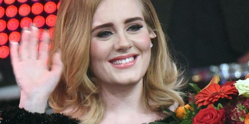 Adele - Foto: Henning Kaiser