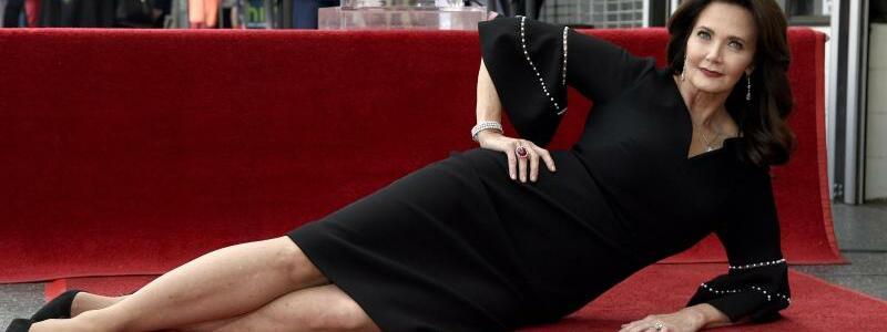 Stern auf Walk of Fame für Lynda Carter - Foto: Chris Pizzello