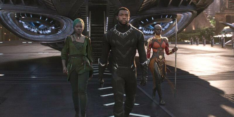 Black Panther - Foto: Marvel Studios