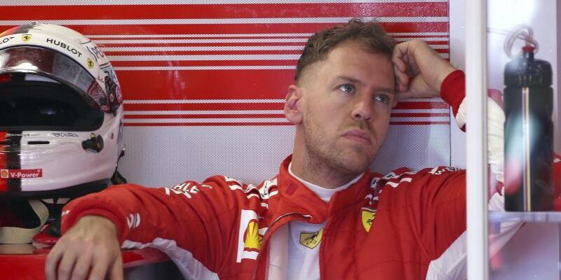 Sebastian Vettel - Foto: Rick Rycroft/AP