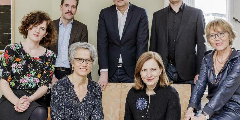 Deutscher Buchpreis - Foto: Monique Wüstenhagen/Börsenverein des Deutschen Buchhandels