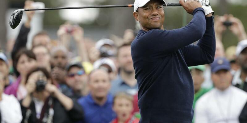 Tiger Woods - Foto: David J. Phillip/AP