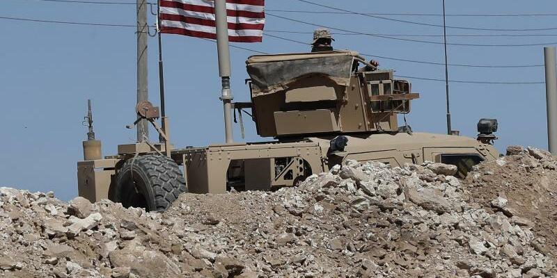 US-Militäreinsatz geht weiter - Foto: Hussein Malla/AP