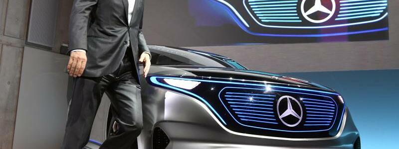 Daimler EQ - Foto: Uli Deck