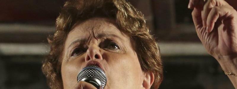 Dilma Rousseff - Foto: Eraldo Peres/AP