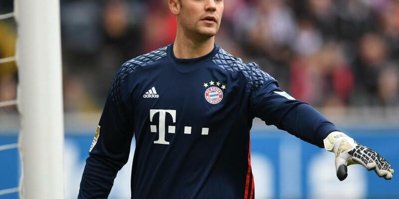 Manuel Neuer - Foto: Arne Dedert
