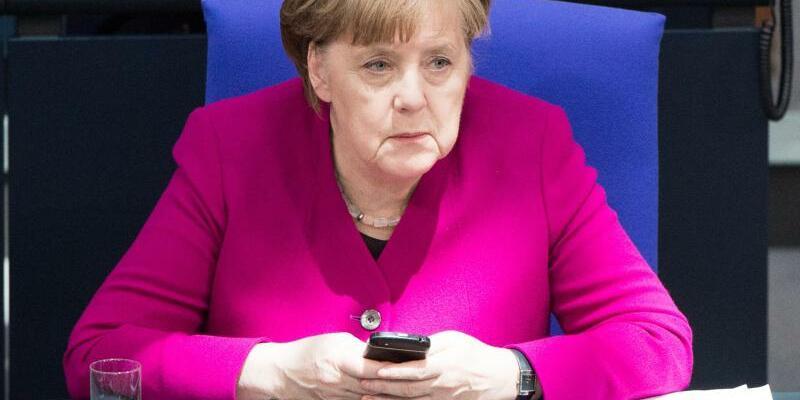 Angela Merkel - Foto: Christophe Gateau