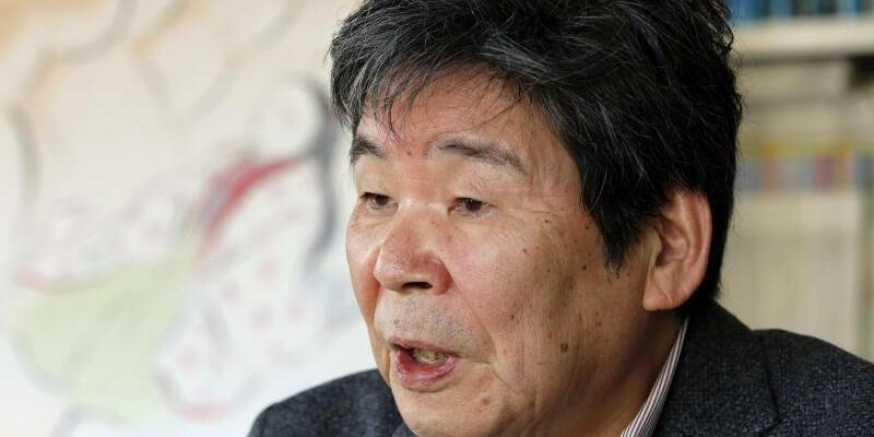 Isao Takahata - Foto: Shizuo Kambayashi/AP