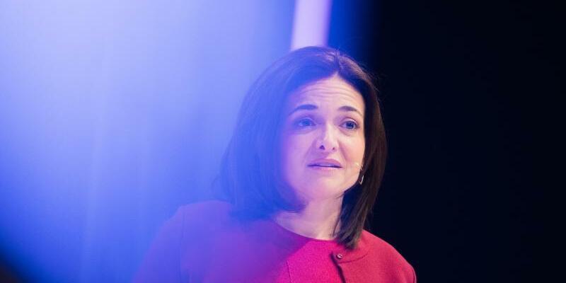 Sheryl Sandberg - Foto: Rolf Vennenbernd/Archiv
