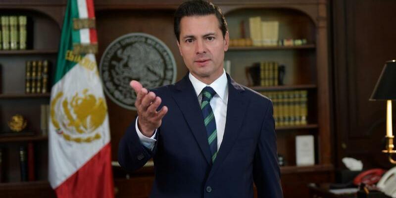 Enrique Pena Nieto - Foto: Presidencia/NOTIMEX