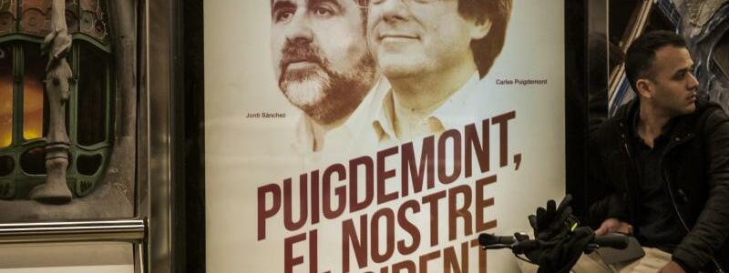 Wahlen in Katalonien - Foto: Bei der Neuwahl des katalanischen Regionalparlaments imDezember 2017 hatten sich die Separatisten erneut durchgesetzt. Foto:Celestino Arce Lavin/ZUMA Wire