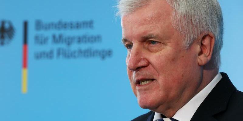 Bundesinnenminister Seehofer - Foto: Daniel Karmann