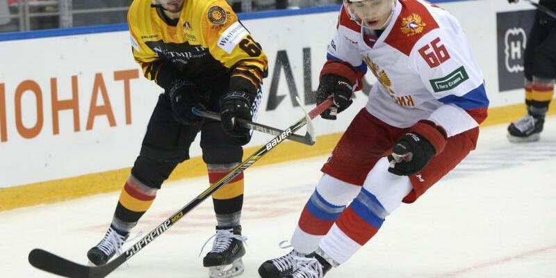 Russland - Deutschland - Foto: Artur Lebedev/AP