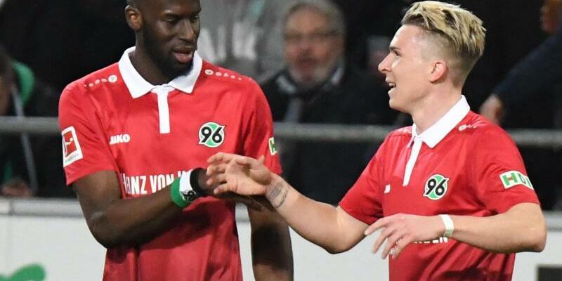 Hannover 96 - Werder Bremen - Foto: Peter Steffen