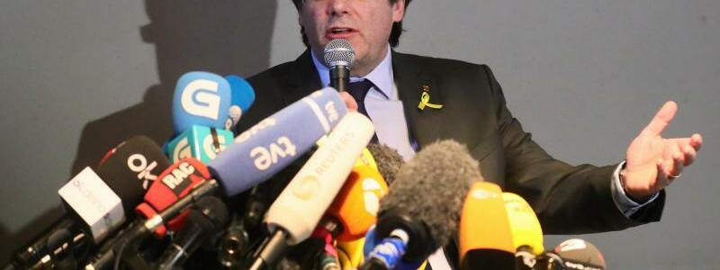 Carles Puigdemont - Foto: Michael Kappeler