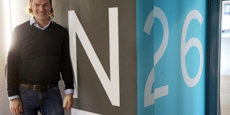 N26-Gründer Valentin Stalf - Foto: Wolfgang Kumm