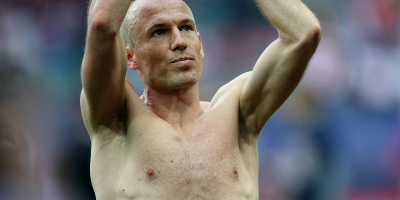 Arjen Robben - Foto: über dts Nachrichtenagentur