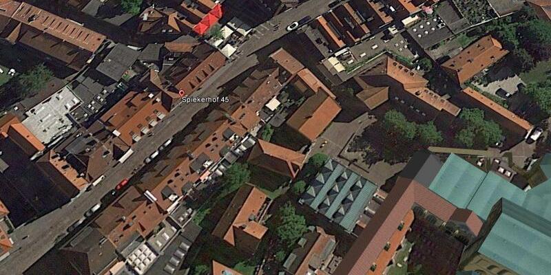 Münster - Foto: Google/dpa