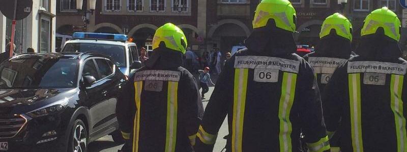 Feuerwehrleute - Foto: dpa