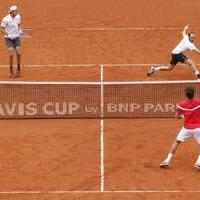 Davis Cup Spanien-Deutschland - Foto: A. Saiz/AP