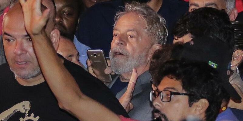 Lula - Foto: Thiago Bernardes/AP