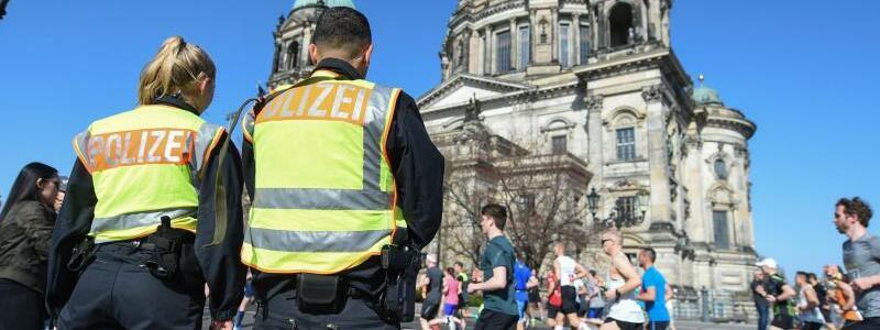 Berliner Halbmarathon - Foto: Christophe Gateau
