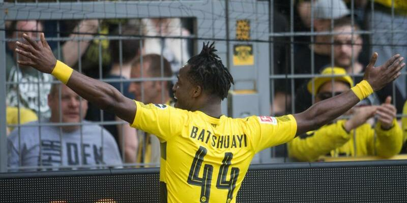 Borussia Dortmund - VfB Stuttgart - Foto: Bernd Thissen