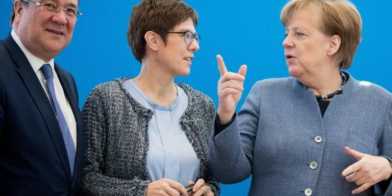 CDU-Vorstandssitzung - Foto: Kay Nietfeld/Archiv
