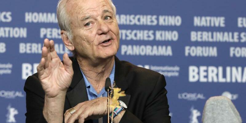 Bill Murray - Foto: Jörg Carstensen