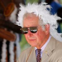 Prinz Charles in Australien - Foto: Phil Noble