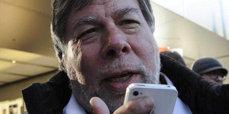 Steve Wozniak - Foto: Apple-Mitgründer Steve Wozniak kehrt Facebook als nächster prominenter Nutzer im Nachgang des Datenskandals den Rücken. Foto:John G. Mabanglo/EPA File